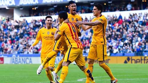Góc chiến thuật Barca: Hưng phấn và sự chính xác - 1
