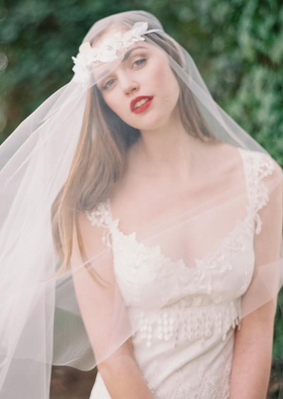 Ý nghĩa thú vị của khăn voan cô dâu trong ngày cưới - 1