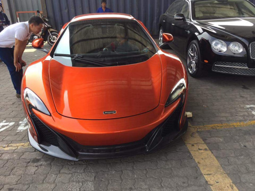 Hàng độc McLaren 650S Spider thứ 3 về Việt Nam có gì hot? - 2