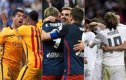 Tiêu điểm vòng 34 La Liga: Cuộc đuổi bắt thót tim - 1