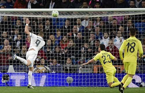 """Benzema: """"Vua"""" mở tỷ số ở La Liga - 1"""