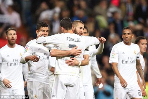 """Benzema: """"Vua"""" mở tỷ số ở La Liga - 2"""