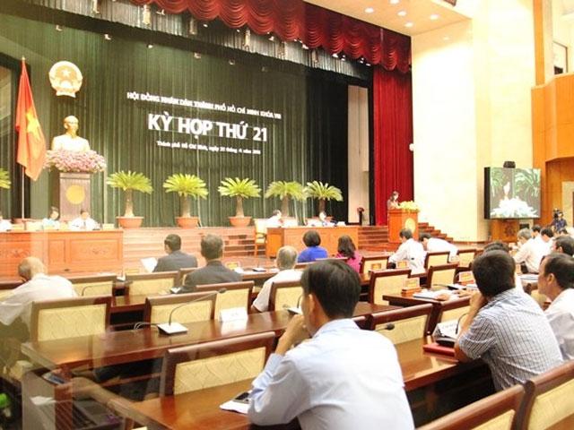 Bầu bổ sung 2 Phó Chủ tịch UBND TP.HCM - 1