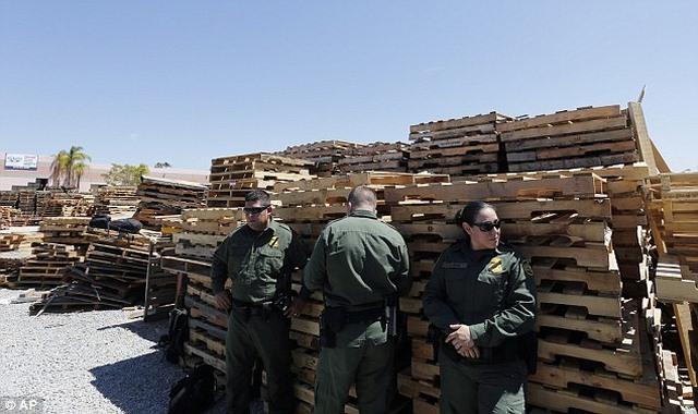 Mexico: Phát hiện đường hầm chứa ma túy dài nhất thế giới - 5