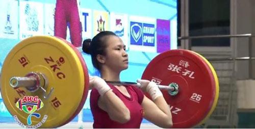 Tin thể thao HOT 21/4: Cử tạ VN mong giành thêm suất Olympic - 2