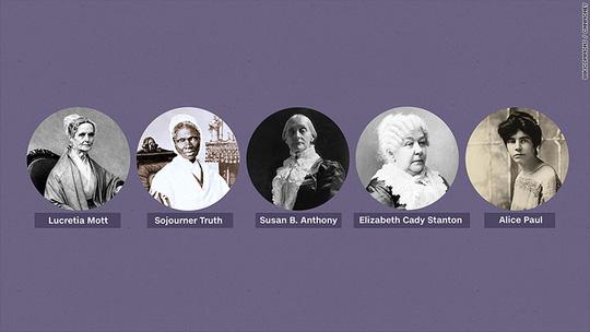 Phụ nữ da màu đầu tiên xuất hiện trên giấy bạc Mỹ - 2