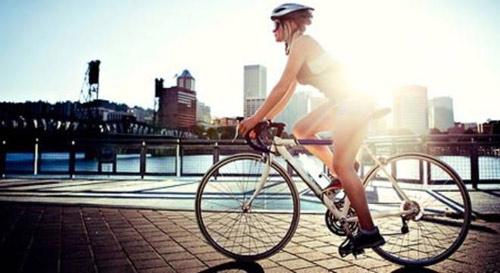 Xe đạp Totem - phương pháp cải thiện vóc dáng cho bạn gái - 1