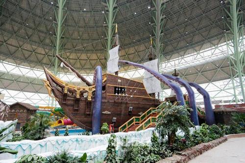 Bên trong công viên 27.000 tỷ mô phỏng phi thuyền của người ngoài hành tinh - 6