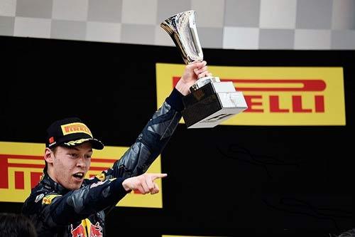F1: Red Bull trở lại, Mercedes-Ferrari phải ngại - 1