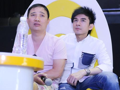 Quang Linh giản dị, xuề xòa bên Đan Trường bảnh bao - 4