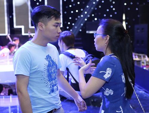 Quang Linh giản dị, xuề xòa bên Đan Trường bảnh bao - 9