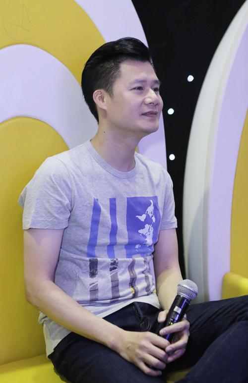 Quang Linh giản dị, xuề xòa bên Đan Trường bảnh bao - 10