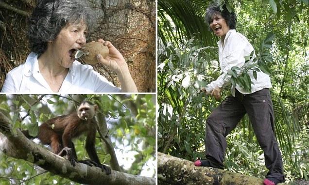 """Gặp gỡ những """"Tarzan"""" thứ thiệt ngoài đời thực - 8"""