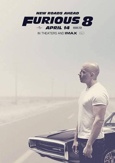 """Vin Diesel cô đơn trong """"Fast 8"""" vì thiếu Paul Walker - 1"""