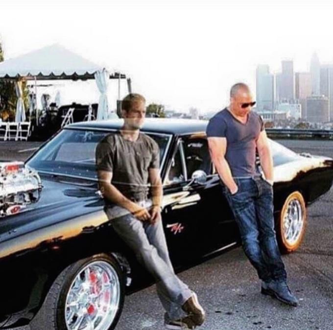 """Vin Diesel cô đơn trong """"Fast 8"""" vì thiếu Paul Walker - 2"""