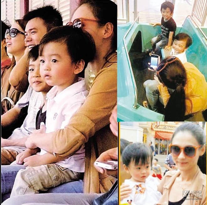 Con trai út Tạ Đình Phong không còn muốn nhìn mặt bố - 1