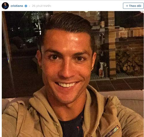 Ronaldo lên tiếng về chấn thương - 1