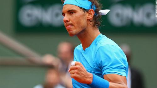 "Nadal - Montanes: ""Bò tót"" đích thực (V3 Barcelona Open) - 1"
