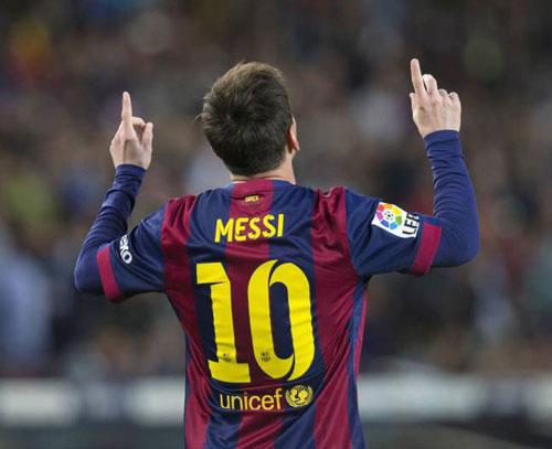 Thời điểm Messi nguy hiểm nhất: Phút 90 nghẹt thở - 1