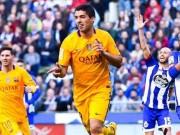 Bóng đá - In dấu giày vào 7 bàn, Suarez đi vào lịch sử Liga