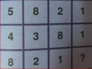 Giáo dục - du học - Bài toán thú vị: Tìm số thích hợp điền vào dấu hỏi