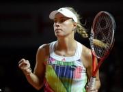 """Thể thao - """"Nadal nữ"""" vừa chạy vừa đánh ghi điểm mãn nhãn"""