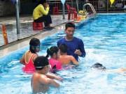 Giáo dục - du học - Dạy bơi trong trường học: Đề án 'đắp chiếu', giải pháp nửa vời
