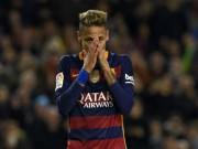 Bóng đá - Lý do Barca nên bán Neymar ngay hè 2016