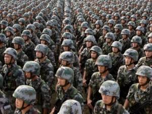 Trung Quốc dồn quân sát biên giới Triều Tiên