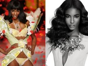 Mẫu Victoria's Secret tham dự Tuần thời trang Việt