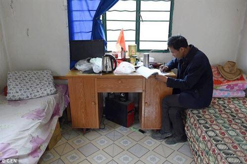 Liu Shengjia Cam túc Trung Quốc - 6