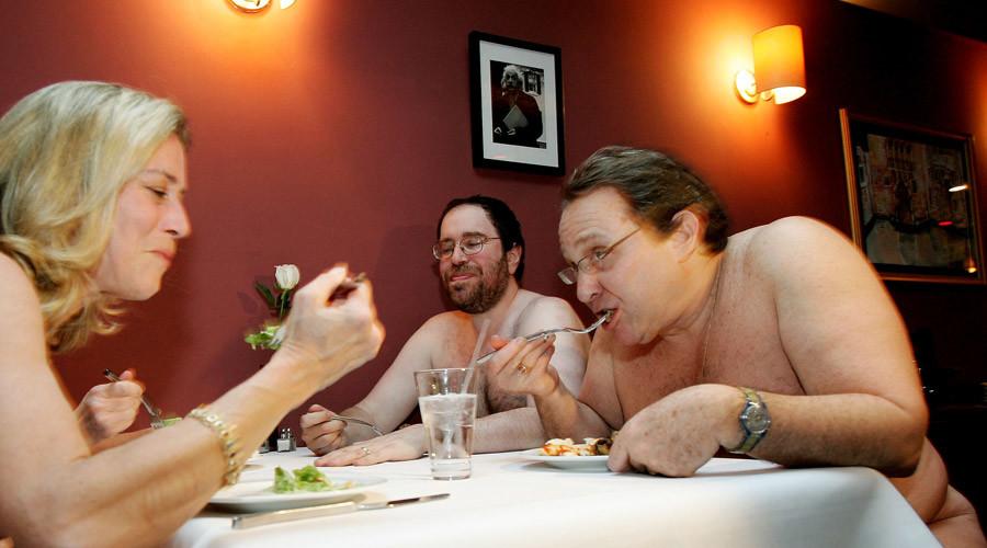Nhà hàng khỏa thân đầu tiên ở London sắp khai trương - 1