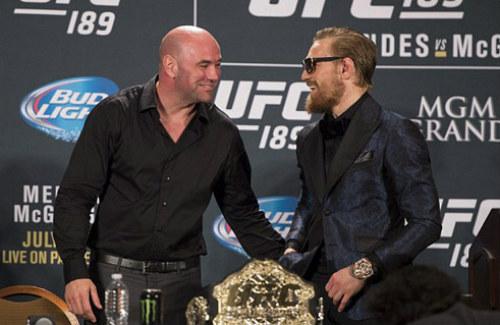 """UFC: Vì tiền, """"Gã điên"""" McGregor không về hưu non - 1"""