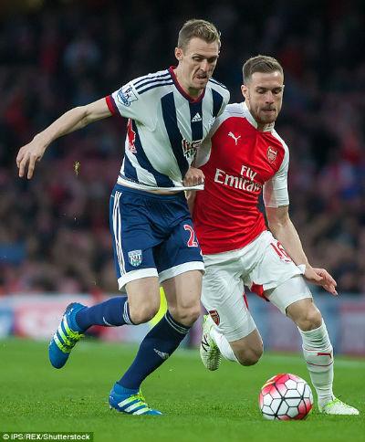 Chi tiết Arsenal - West Brom: Thắp lại niềm tin (KT) - 5