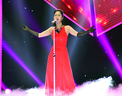 Đan Trường, Cẩm Ly phấn khích nhún nhảy vì hot girl Gia Lai - 6
