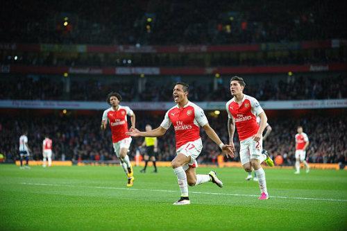Arsenal - West Brom: Vượt qua giông bão - 1