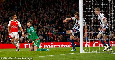 Chi tiết Arsenal - West Brom: Thắp lại niềm tin (KT) - 7