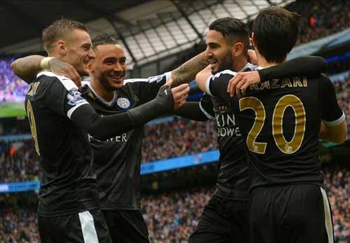 Leicester, Tottenham thống trị Đội hình tiêu biểu NHA - 1
