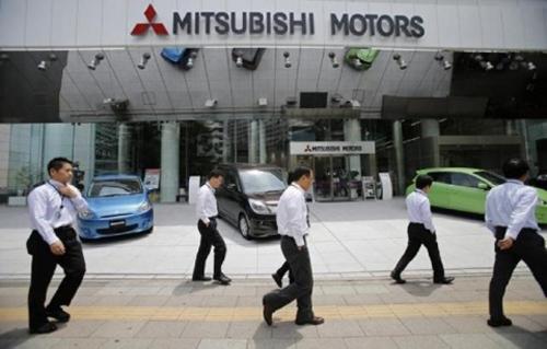 """Cổ phiếu Mitsubishi """"bốc hơi"""" 2,5 tỉ USD sau bê bối gian lận khí thải - 1"""