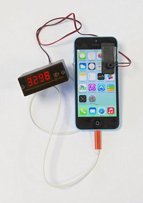 """Thiết bị """"phá khóa"""" iPhone trong 6 giây - 2"""