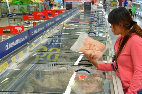 Hàng Việt khó vào siêu thị ngoại - 1