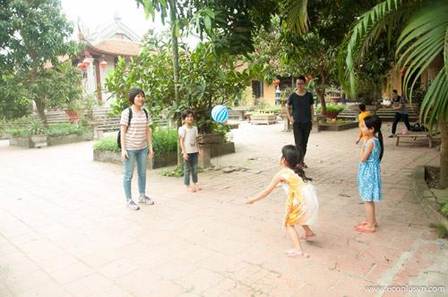 Chương trình thiện nguyện đầy ý nghĩa của sinh viên SUNWAY HANU - 1