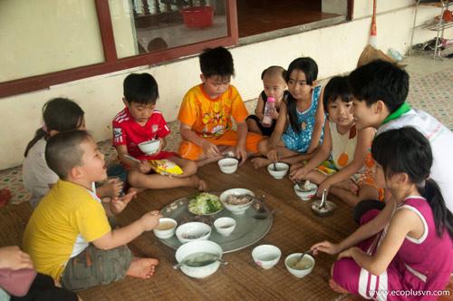 Chương trình thiện nguyện đầy ý nghĩa của sinh viên SUNWAY HANU - 2