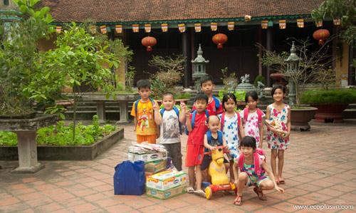 Chương trình thiện nguyện đầy ý nghĩa của sinh viên SUNWAY HANU - 3