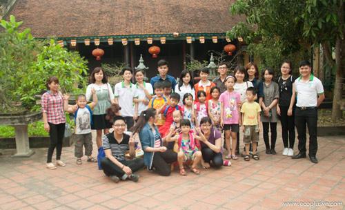 Chương trình thiện nguyện đầy ý nghĩa của sinh viên SUNWAY HANU - 4