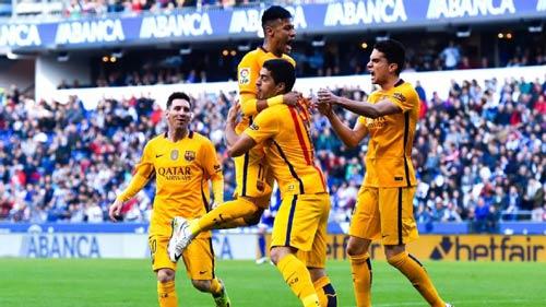 Trước vòng 35 Liga: Madrid lo C1, cờ trong tay Barca - 1