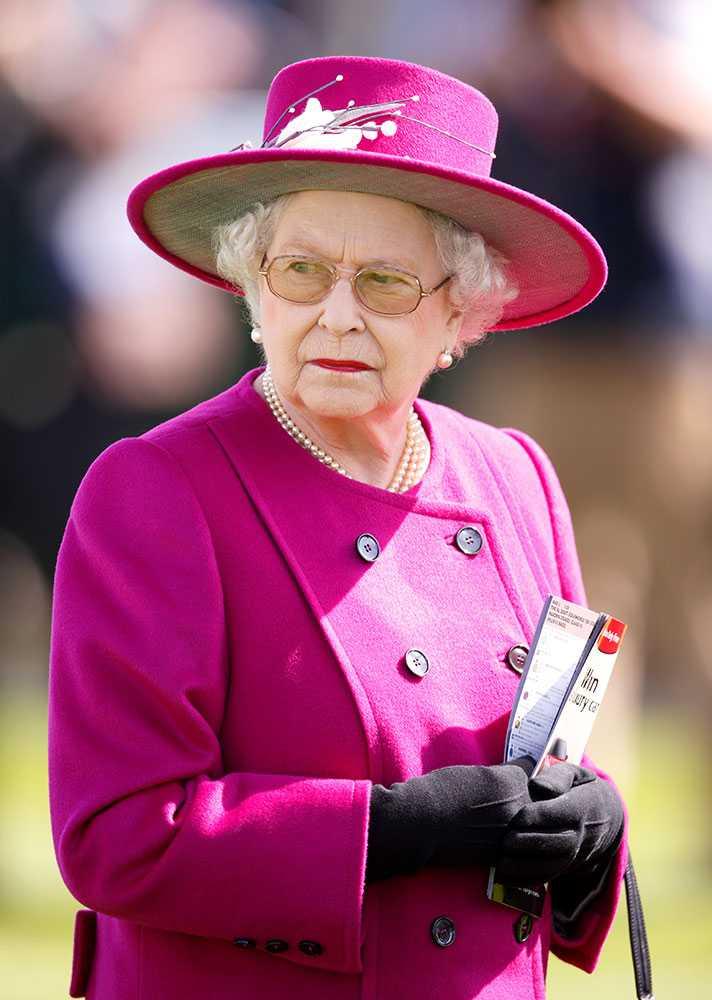Nữ hoàng Anh thích diện 7 sắc cầu vồng - 3