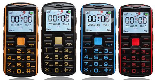 Chào mừng 30/4-1/5 giảm giá 35-50% điện thoại siêu bền, pin khủng - 5