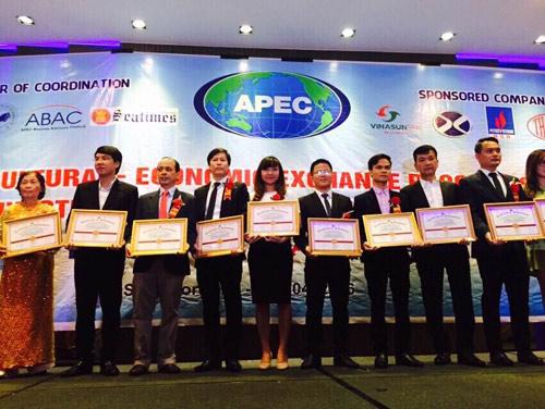 """Công ty Tuấn Nghĩa đạt giải thưởng """"Thương hiệu uy tín chất lượng APEC"""" - 4"""