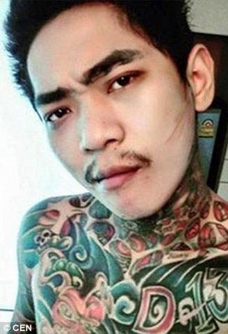 Phát trực tiếp cảnh tự sát, trùm mafia Thái Lan bị bắt - 1